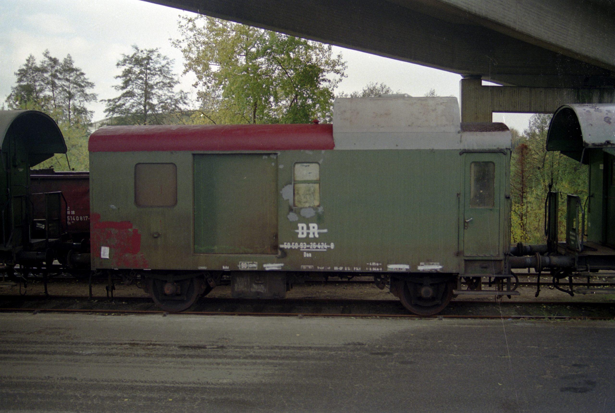 Packwagen 0110