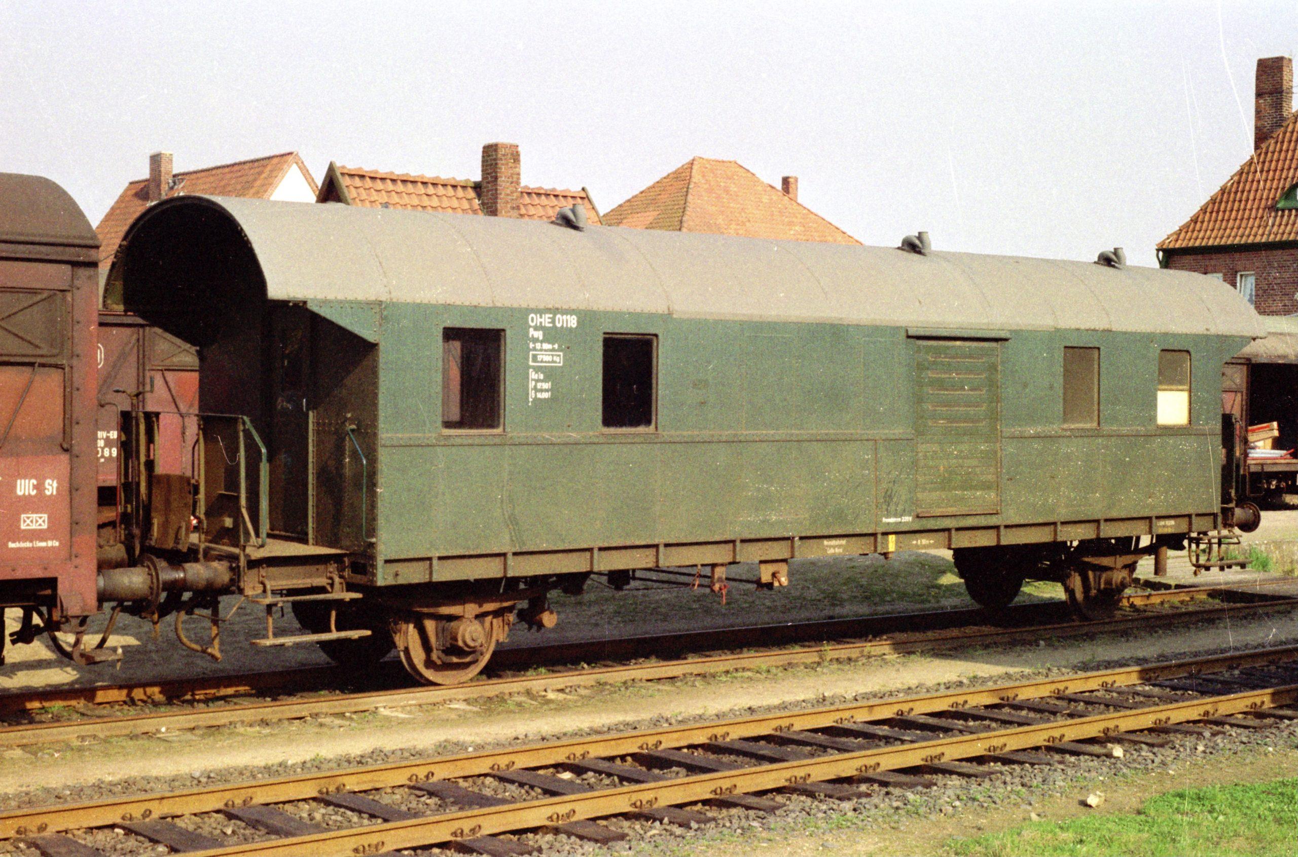 Packwagen 0118
