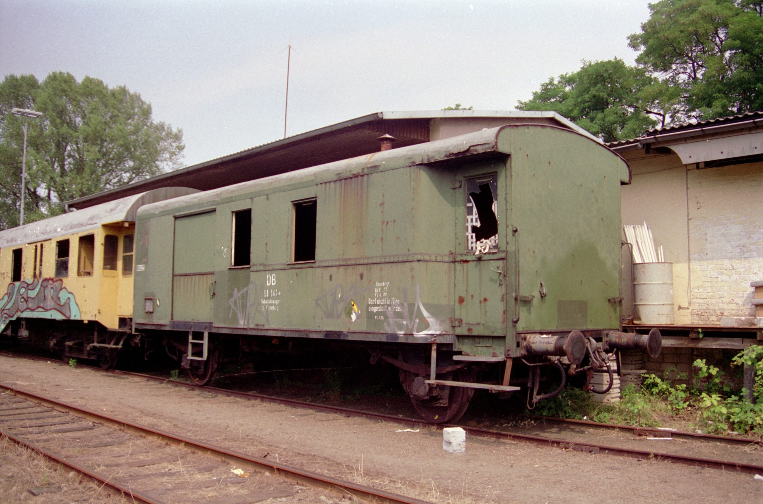 Packwagen 0125