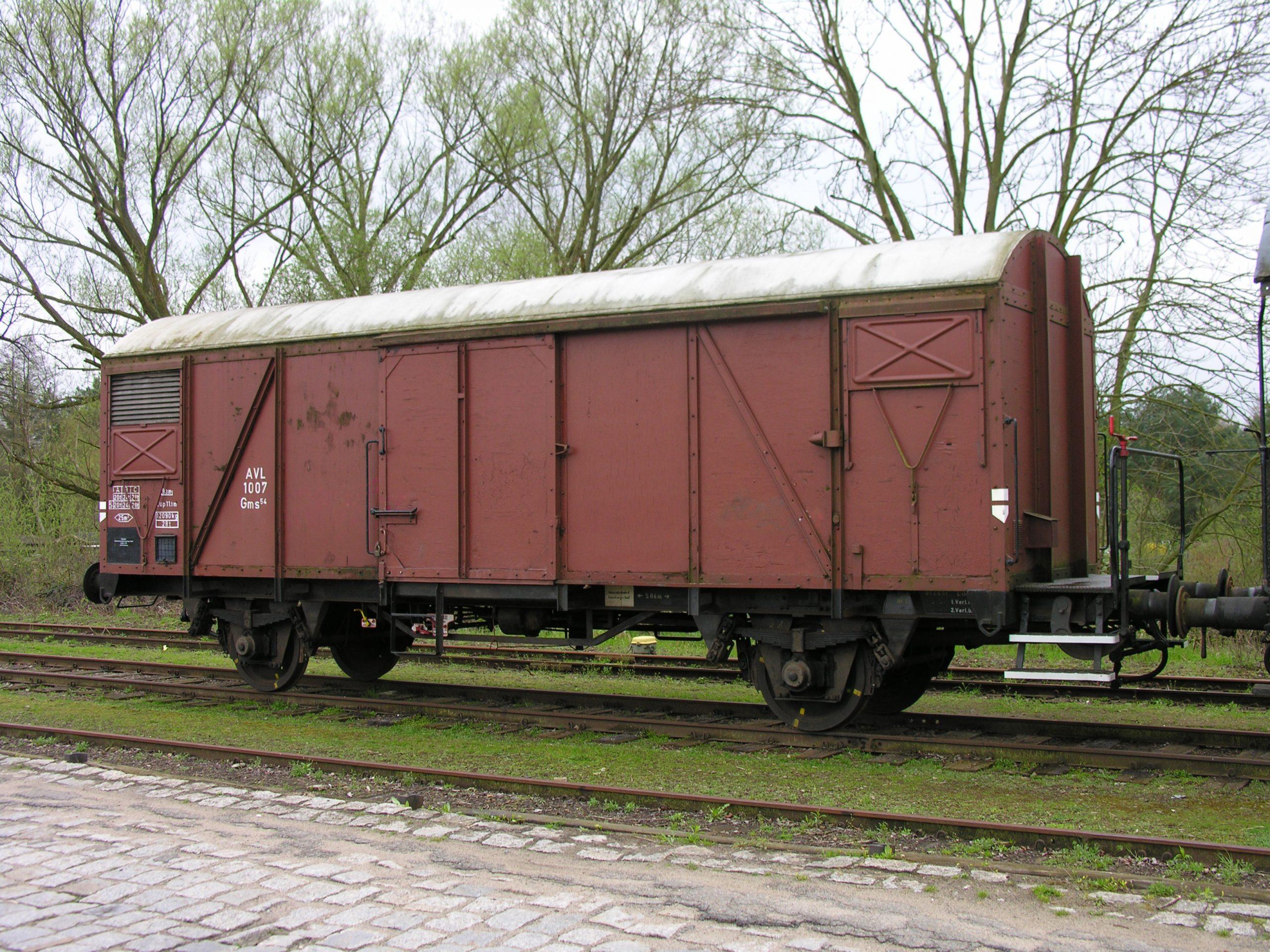 Güterwagen 1007