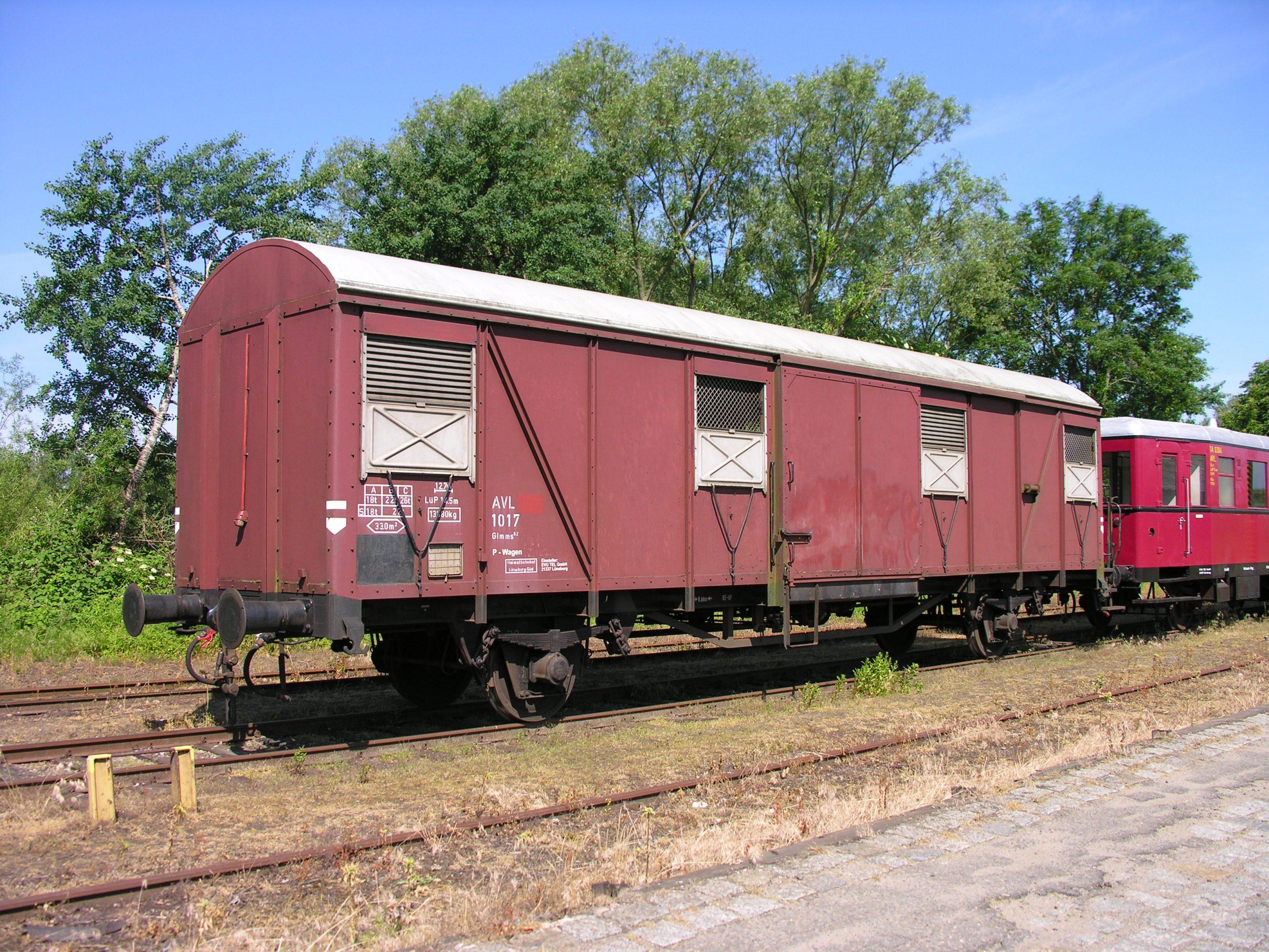 Güterwagen 1017
