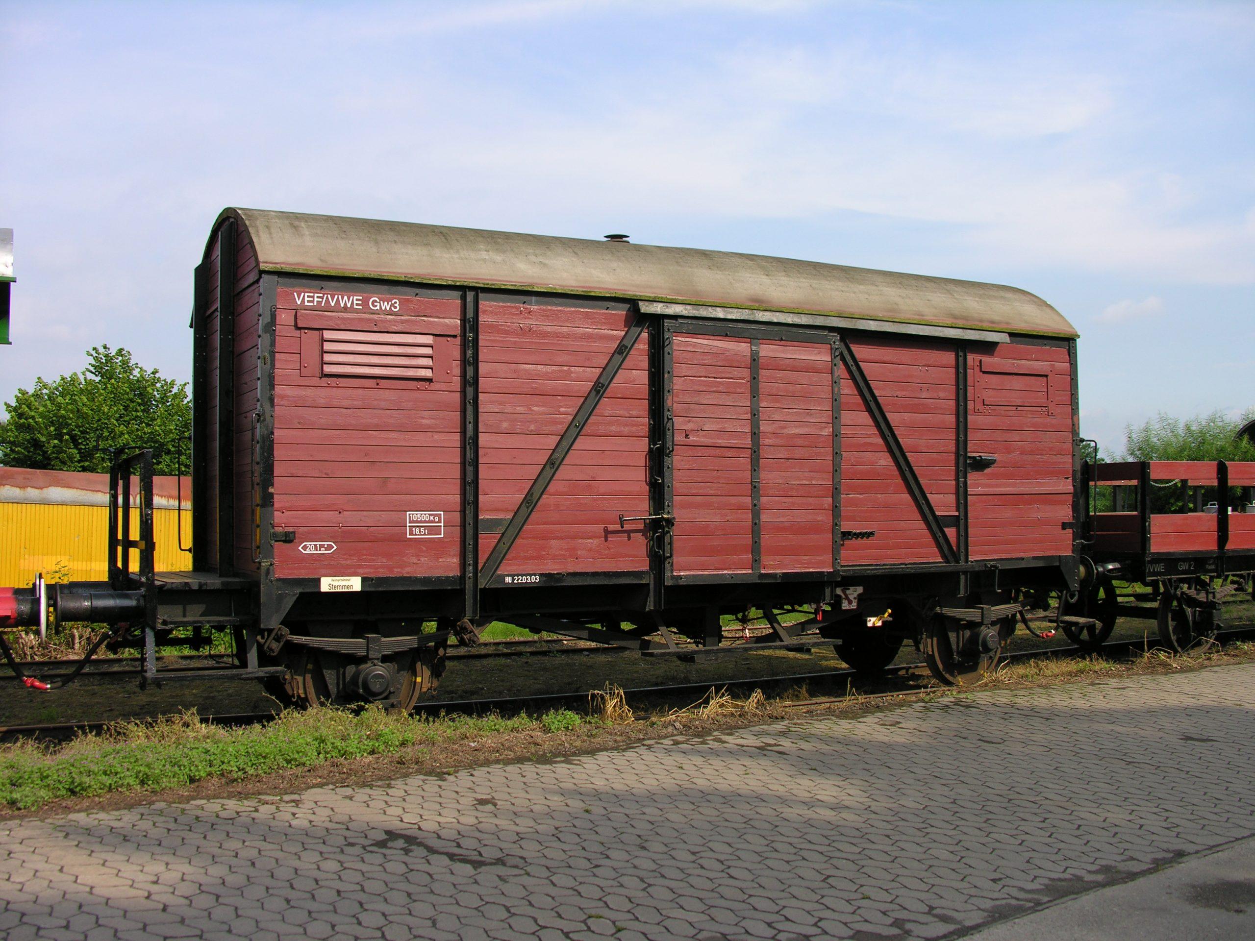Güterwagen 1018
