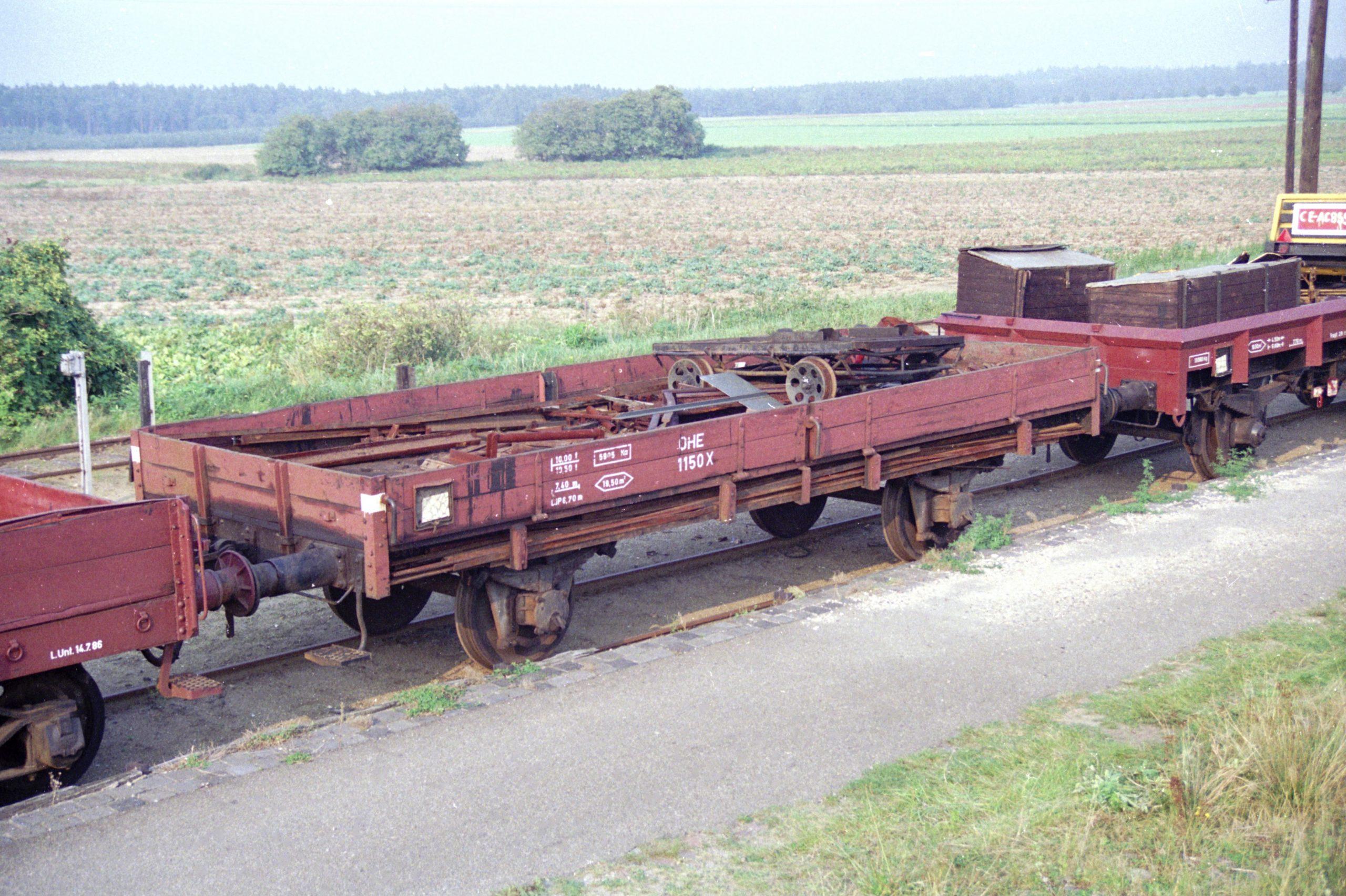 Güterwagen 1150