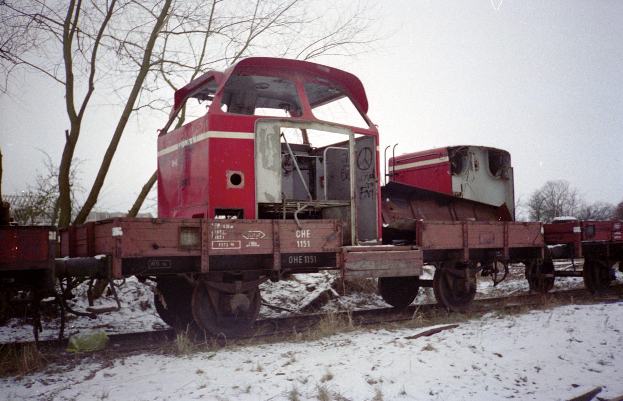 Güterwagen 1151