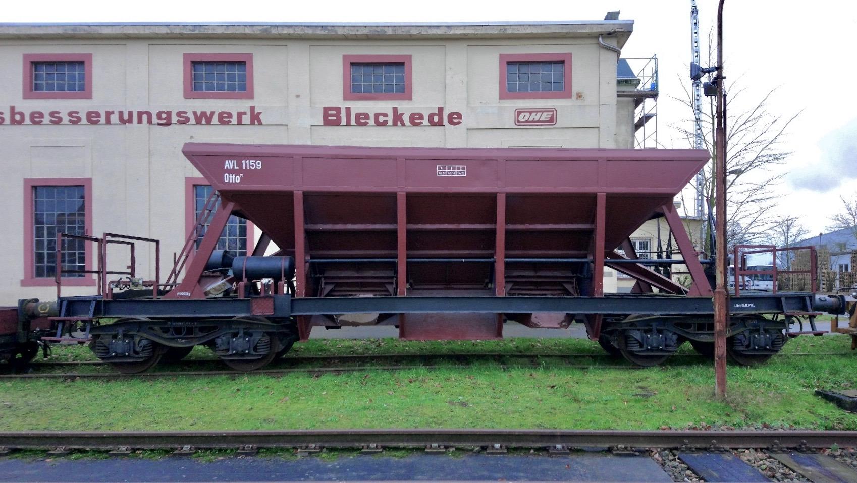 Güterwagen 1459