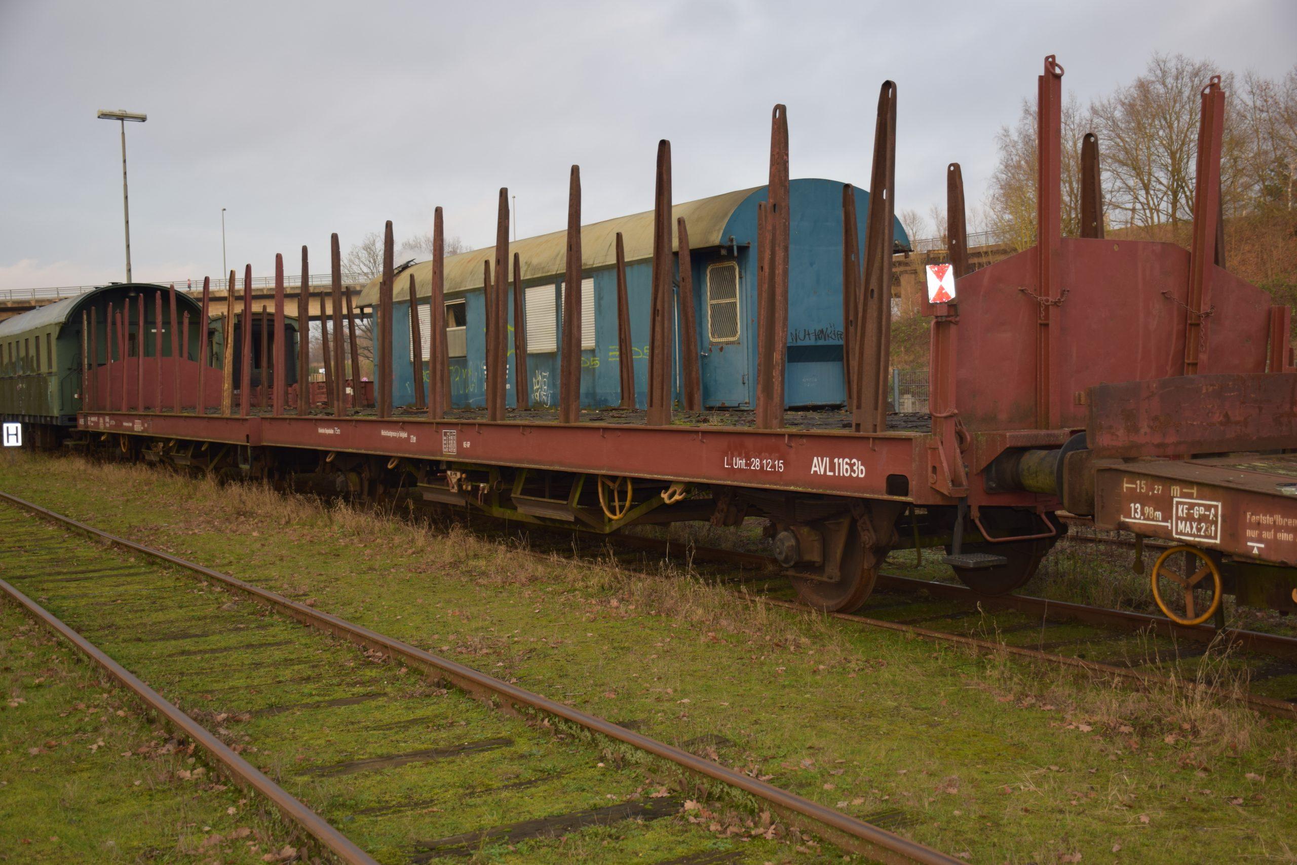 Güterwagen 1163