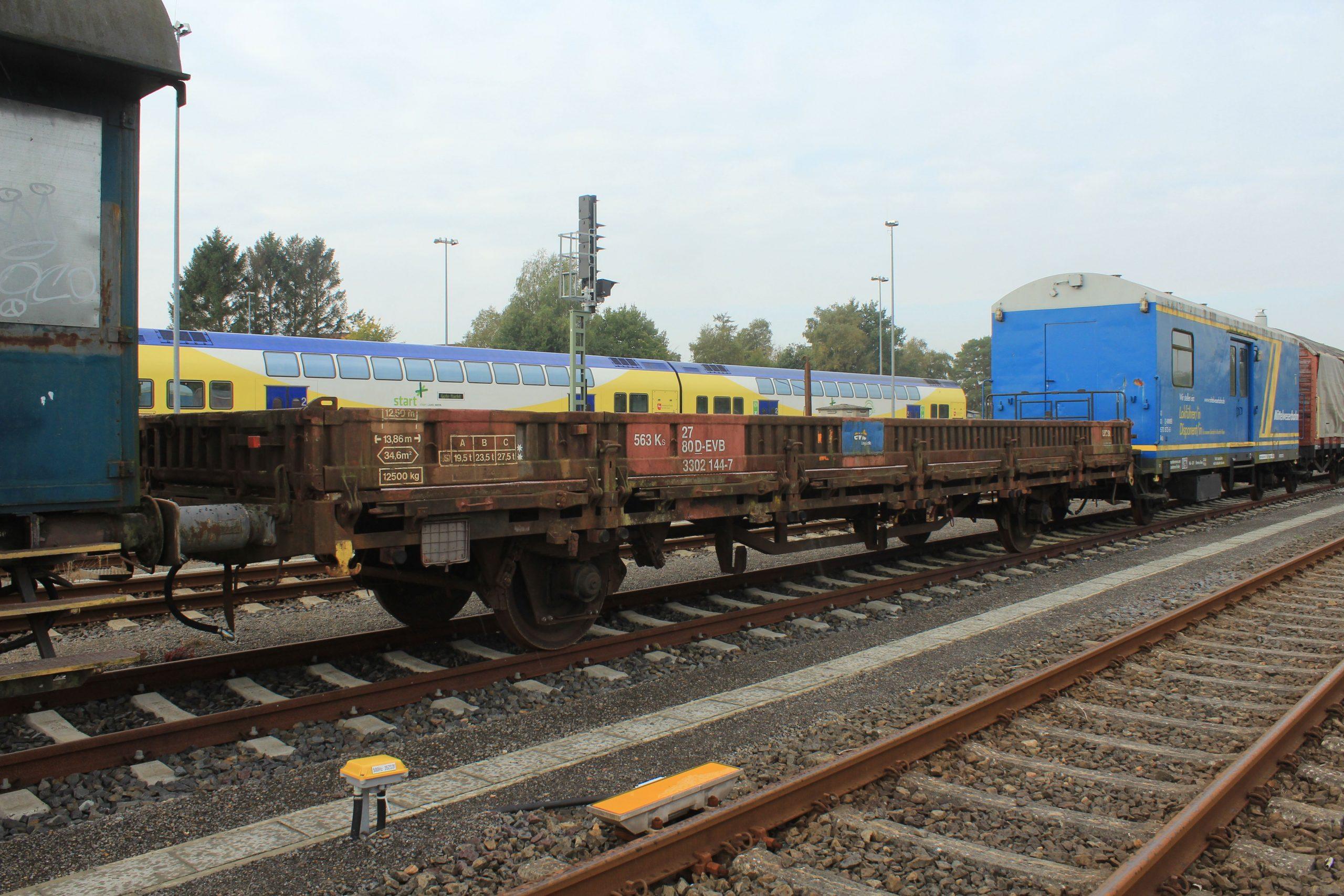 Güterwagen 1169