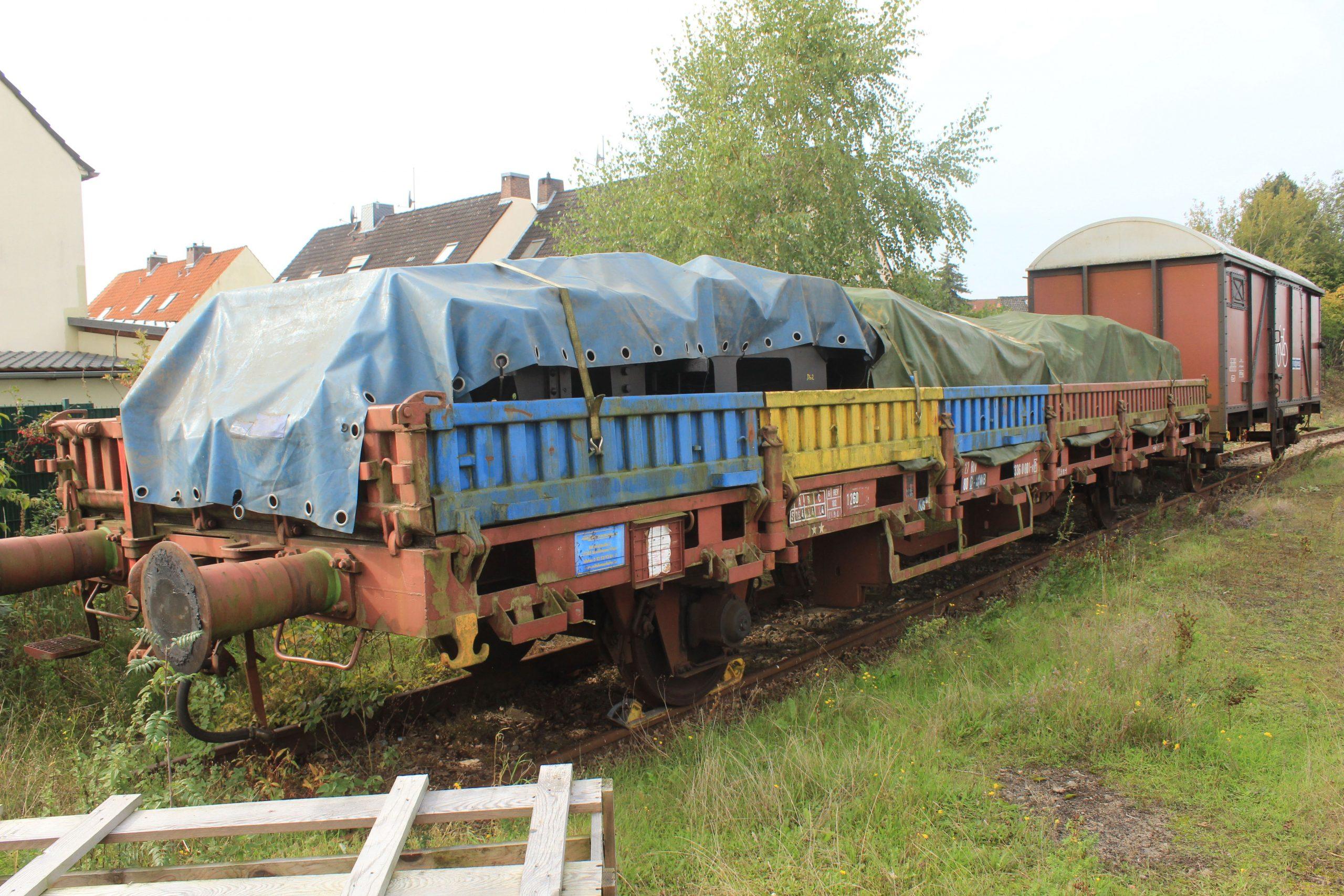 Güterwagen 1170