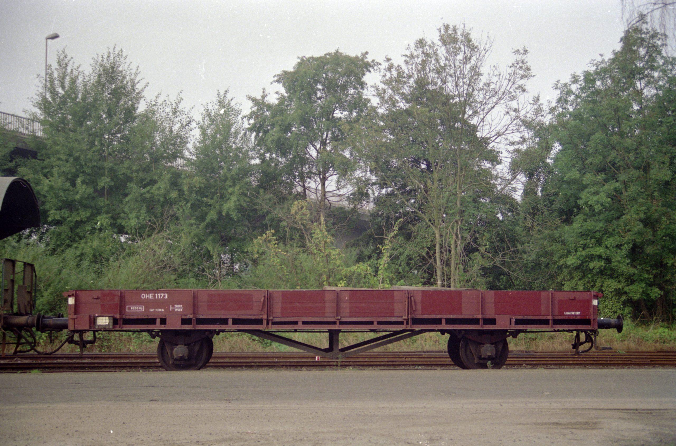 Güterwagen 1173