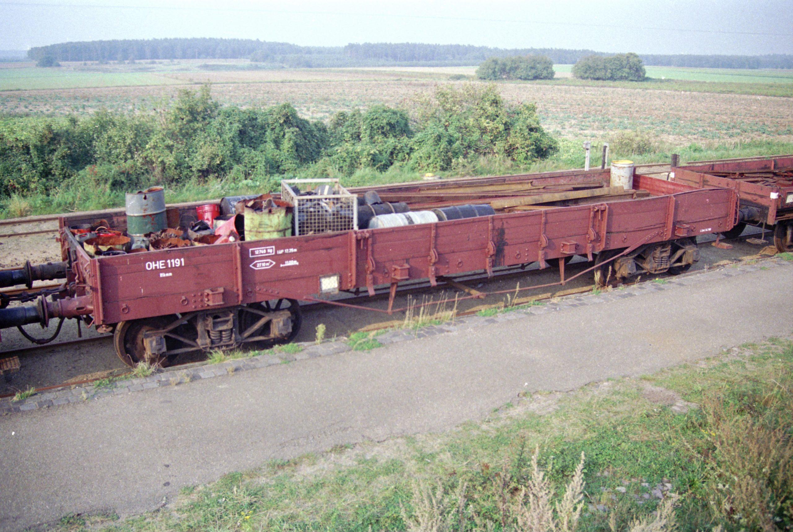 Güterwagen 1191