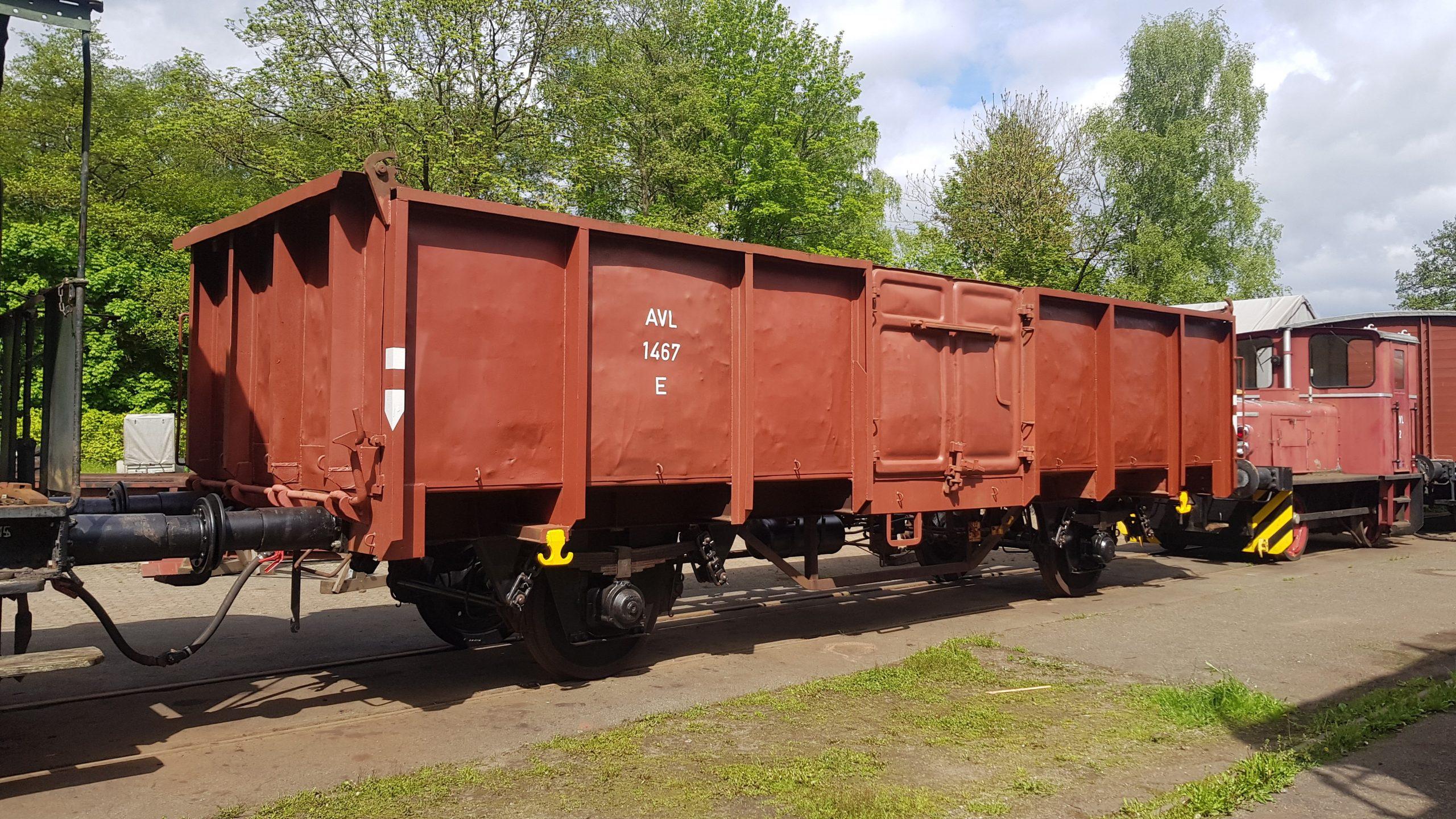 Güterwagen 1467