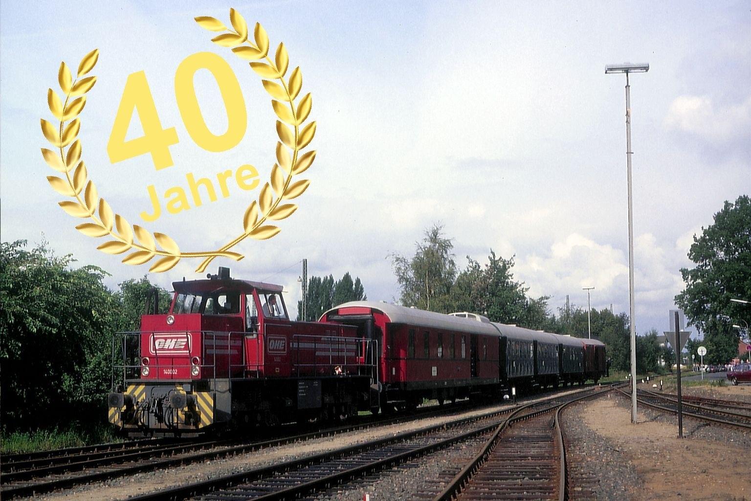 40 Jahre AVL
