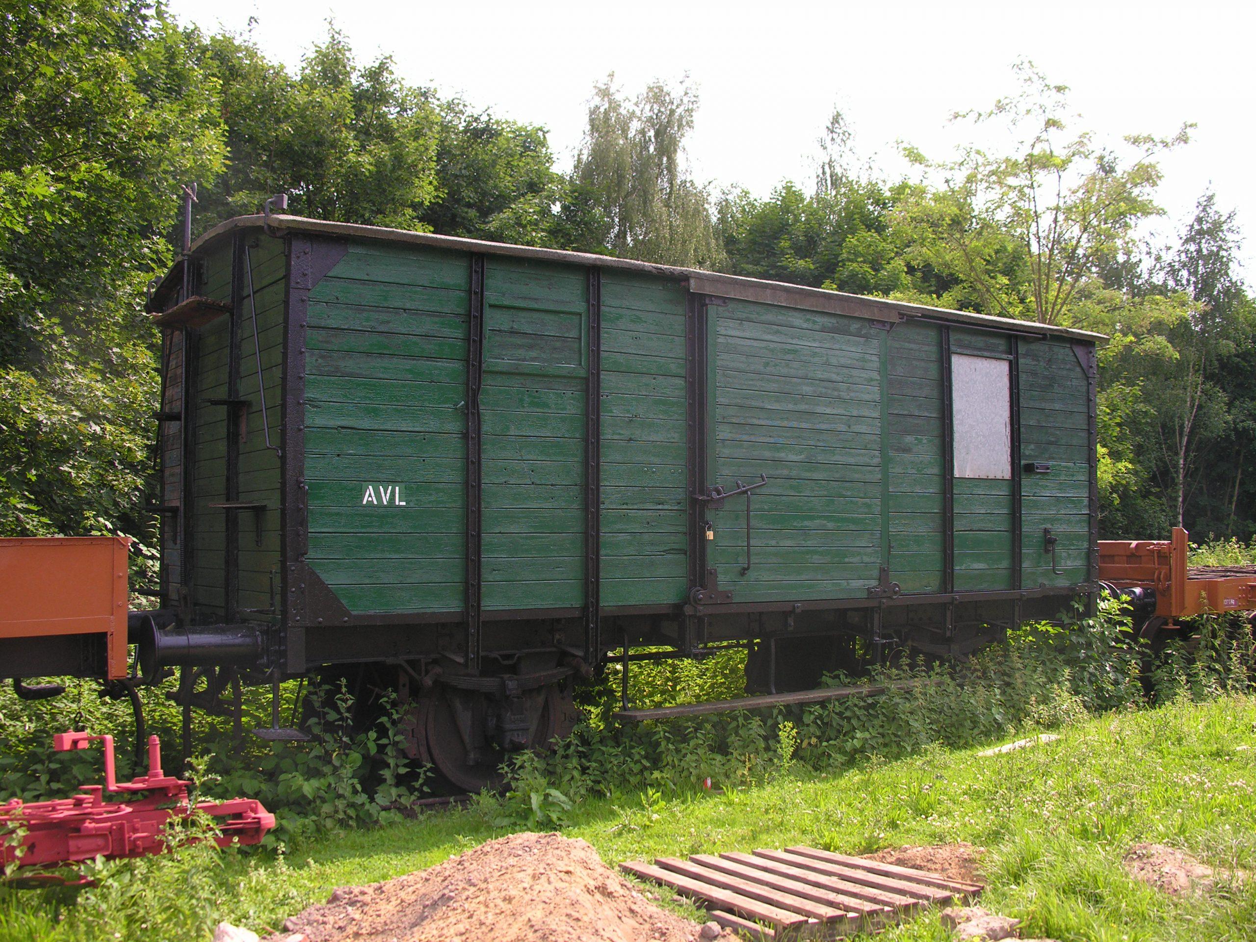 Güterwagen 1168