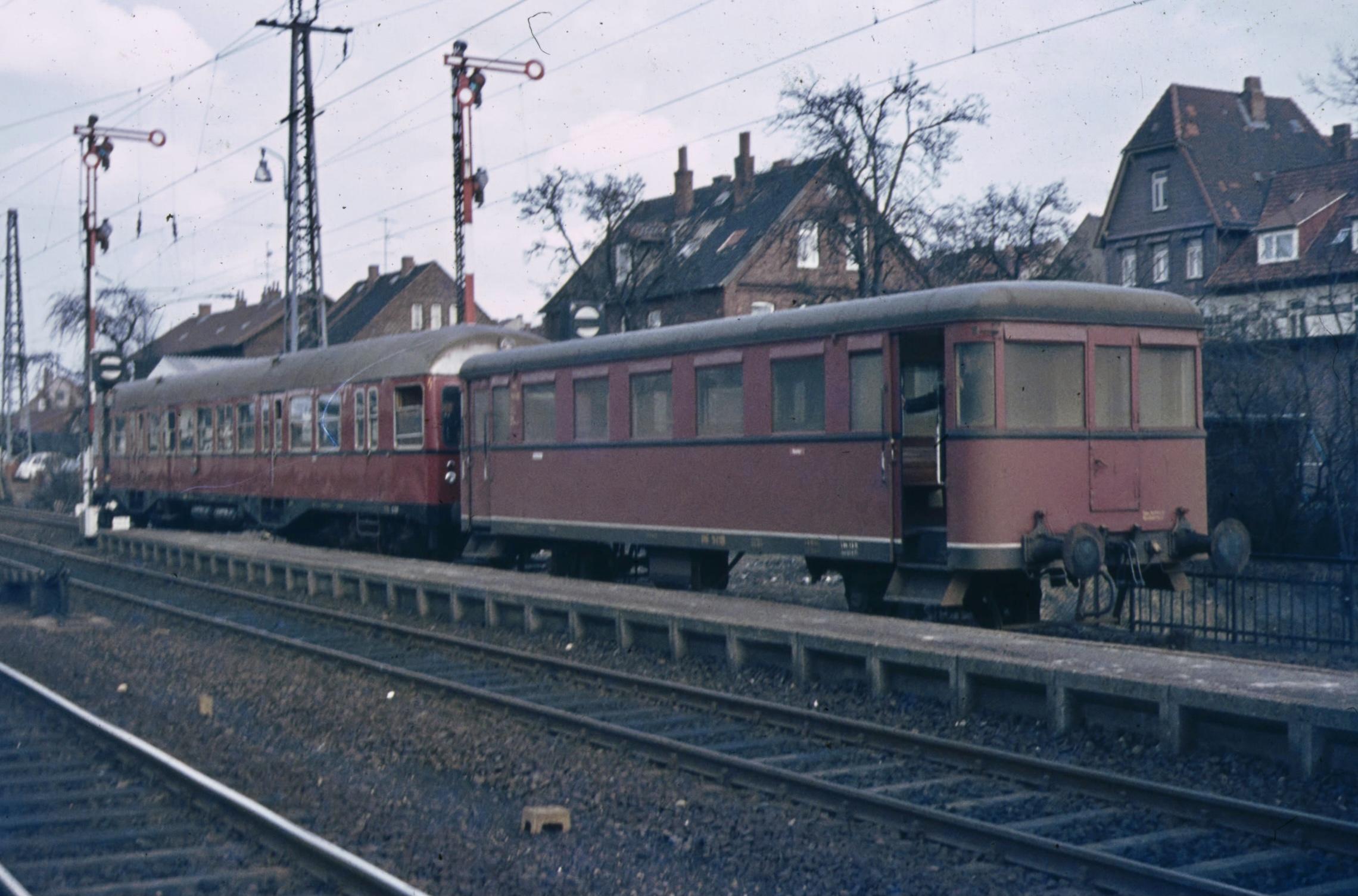 Triebwagenanhänger TA 0350